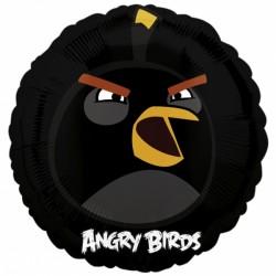 ANGRY BIRDS BLACK BIRD STANDARD S60 PKT
