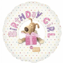 BOOFLE HAPPY BIRTHDAY GIRL STANDARD S60 PKT