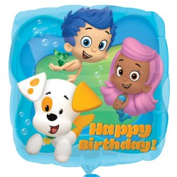 BUBBLE GUPPIES HAPPY BIRTHDAY STANDARD S60 PKT