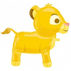 LION KING SIMBA BALLOON BUDDIE AIRWALKER P60 PKT