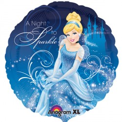 DISNEY PRINCESS CINDERELLA A NIGHT TO SPARKLE STANDARD S60 PKT