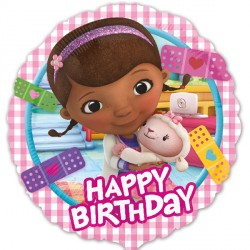 DOC McSTUFFINS HAPPY BIRTHDAY STANDARD S60 PKT SALE