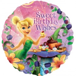 TINKER BELL BIRTHDAY WISHES STANDARD S60 PKT