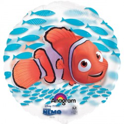 "FINDING NEMO 26"" SEE-THRU SHAPE P30 PKT SALE"