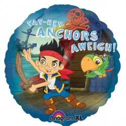 JAKE & THE NEVERLAND PIRATES ANCHORS AWAY! STANDARD S60 PKT