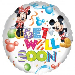 MICKEY MOUSE GET WELL SOON STANDARD S60 PKT