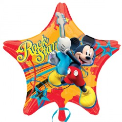 MICKEY MOUSE ROCK STAR STANDARD S60 PKT