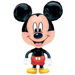 MICKEY MOUSE BALLOON BUDDIE AIRWALKER P60 PKT