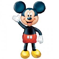MICKEY MOUSE AIRWALKER P80 PKT