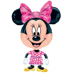 MINNIE MOUSE BALLOON BUDDIE AIRWALKER P60 PKT