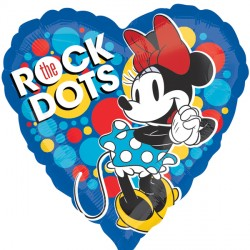 MINNIE MOUSE ROCK THE DOTS STANDARD S60 PKT