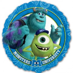 MONSTERS UNIVERSITY STANDARD S60 PKT