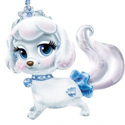 DISNEY PRINCESS CINDERELLA'S PUPPY BALLOON BUDDIES AIRWALKER P60 PKT