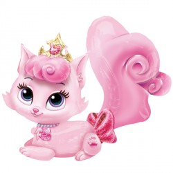 DISNEY PRINCESS SLEEPING BEAUTY'S KITTY BALLOON BUDDIES AIRWALKER P60 PKT