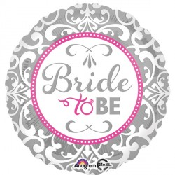 ELEGANT BRIDE TO BE STANDARD S40