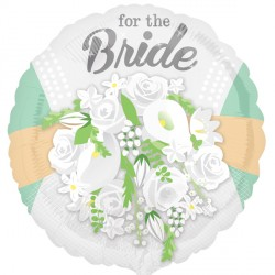 FOR THE BRIDE FLORAL STANDARD S40 PKT