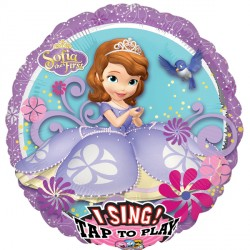 SOFIA THE FIRST JUMBO SING A TUNE P75 PKT