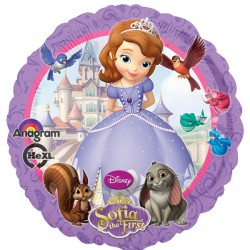 SOFIA THE FIRST STANDARD S60 PKT