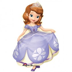 SOFIA THE FIRST POSE SHAPE P38 PKT