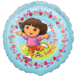 DORA THE EXPLORER HAPPY BIRTHDAY STANDARD S60 PKT