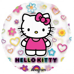 "HELLO KITTY 26"" SEE-THRU SHAPE P30 PKT"