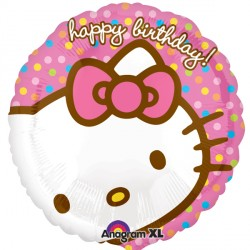 HELLO KITTY HAPPY BIRTHDAY STANDARD S60 PKT