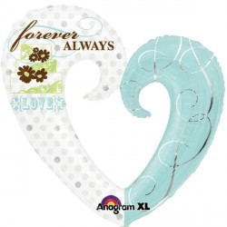 FOREVER ALWAYS SHAPE P35 PKT