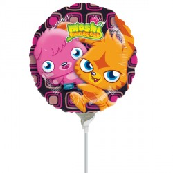 "MOSHI MONSTERS 9"" A20 INFLATED WITH CUP & STICK"