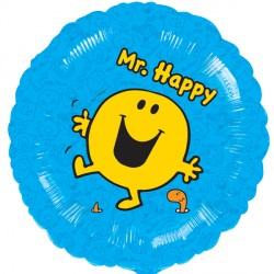 MR MEN & FRIENDS - MR HAPPY STANDARD S60 PKT