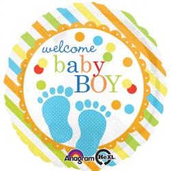 BABY FEET BOY STANDARD S40 PKT