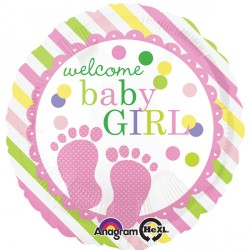 BABY FEET GIRL STANDARD S40 PKT