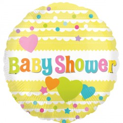 BABY SHOWER STANDARD S40 PKT