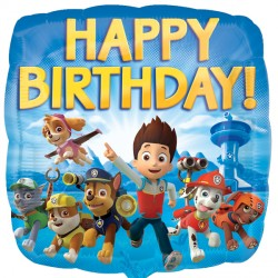 PAW PATROL HAPPY BIRTHDAY STANDARD S60 PKT