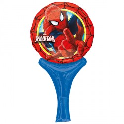 SPIDER-MAN ULTIMATE INFLATE A FUN A05 PKT