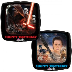 STAR WARS EPISODE VII HAPPY BIRTHDAY STANDARD S60 PKT