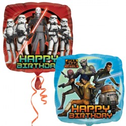 STAR WARS REBELS HAPPY BIRTHDAY STANDARD S60 PKT