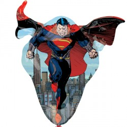 SUPERMAN MAN OF STEEL SHAPE P38 PKT