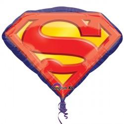 SUPERMAN EMBLEM SHAPE P38 PKT