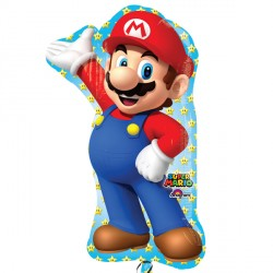 SUPER MARIO SHAPE P38 PKT