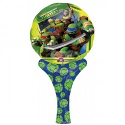 TEENAGE MUTANT NINJA TURTLES INFLATE A FUN A05 PKT