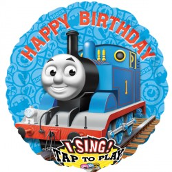 THOMAS & FRIENDS HAPPY BIRTHDAY JUMBO SING A TUNE P75 PKT