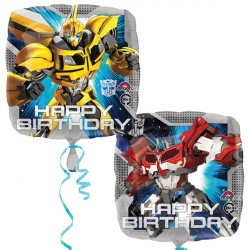 TRANSFORMERS HAPPY BIRTHDAY STANDARD S60 PKT