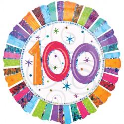 RADIANT BIRTHDAY 100 STANDARD S40 PKT