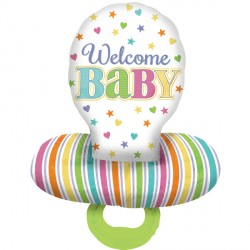 BABY DUMMY MULTI-BALLOON P55 PKT