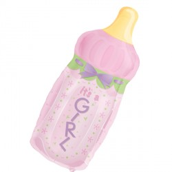 BABY BOTTLE GIRL SHAPE P30 PKT