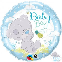 "ME TO YOU TATTY TEDDY BABY BOY 18"" PKT"