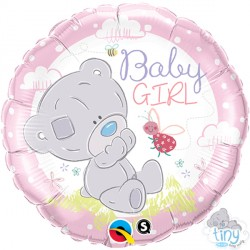 "ME TO YOU TINY TATTY TEDDY BABY GIRL 18"" PKT"