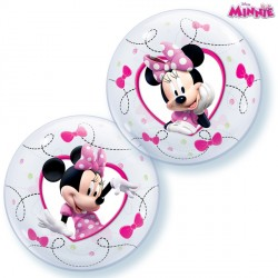 "MINNIE MOUSE 12""AIR-FILLED BUBBLE (10CT)"