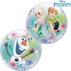 "FROZEN FEVER 12"" AIR-FILLED BUBBLE (10CT)"