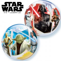 "STAR WARS 12"" AIR-FILLED BUBBLE (10CT)"